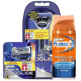 Gillette Fusion Vorteilspack