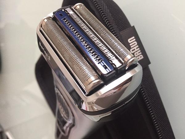 Braun Series 9 9090cc Handhabung