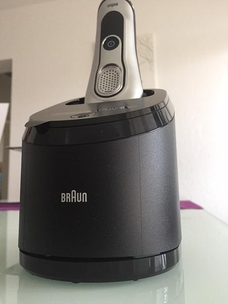 Braun Series 9 9090cc Reinigungsstation