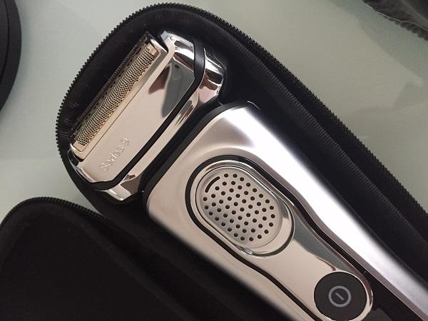 Braun Series 9 9090cc Verarbeitung