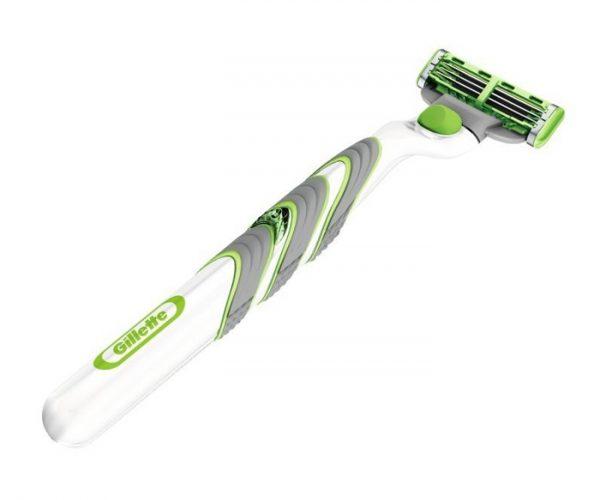 Gillette MACH3 Sensitive Power Rasierer