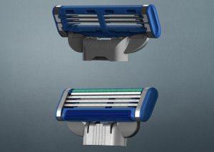 Gillette Mach 3 Turbo Klingen