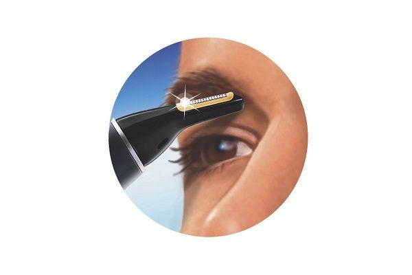 Philips NT9110 10 Augenbrauen trimmen