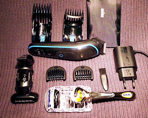 braun multigrooming-set MGK3085 braun