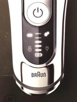 Braun Series 9 9395cc + Braun Series 9 9385cc + Display