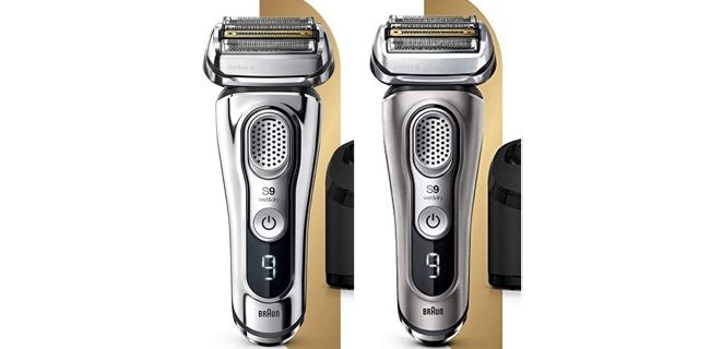 Braun Series 9 9395cc + Braun Series 9 9385cc +